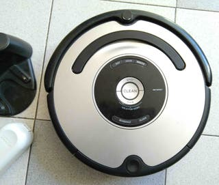 Aspirador iRobot ROMBA 560