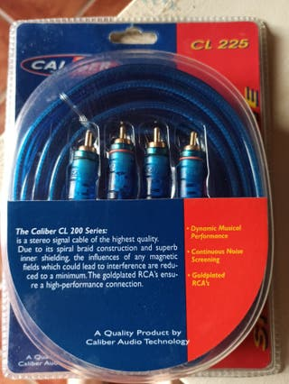 Cable RCA 5m