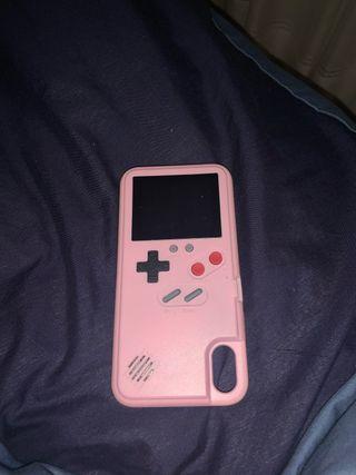 IPhone XR game boy