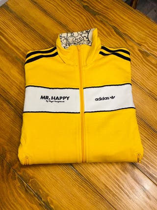 Sudadera Adidas Originals Mr Happy Talla XS