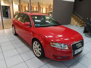 Audi A4 2005 2.0TDI PEGATINA DGT