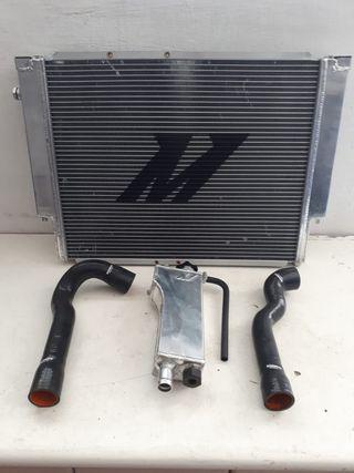 radiador mishimoto bmw e36