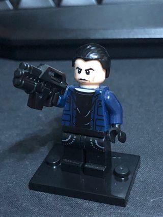 Mr Freeze Lego (legends of tomorrow)