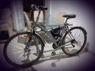 Bicicleta, bici, Decathlon btwin5 21 velocidades