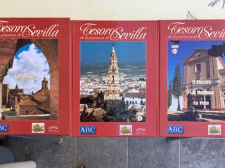 Libros de Sevilla y provincia