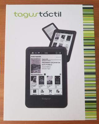 Libro Electrónico Tagus táctil