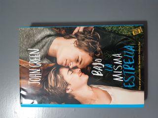 """Libro """"Bajo la misma estrella"""""""