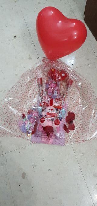 se hacen cestas para regalos
