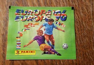 Sobre sin abrir panini euro 96