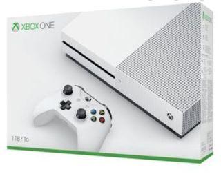 XBOX ONE S 1TB NUEVA CON GARANTÍA