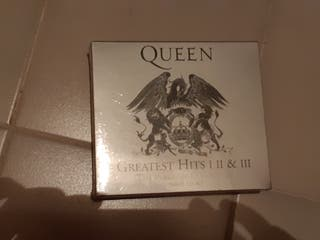 Queen Greatest Hits I, II & III - Platinum Collect