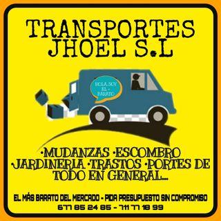 EL TRANSPORTE MÁS BARATO