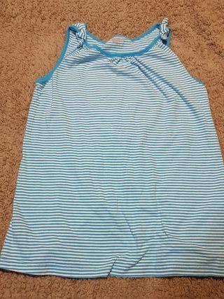 camiseta de chica verano USA