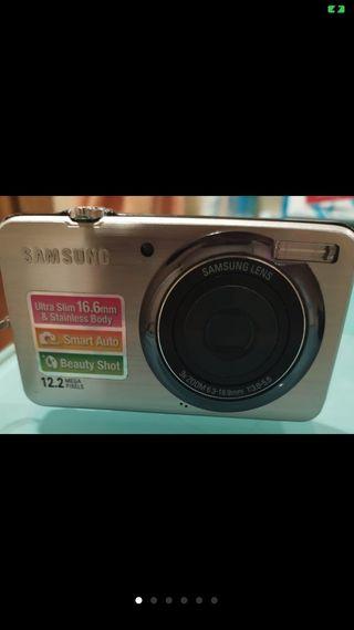 Cámara Samsung ST50. 12.2 Mega Pixeles