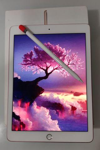 iPad pro 9.7 + apple pencil