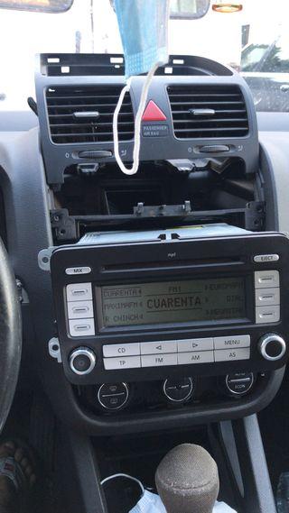 Radio de golf 5