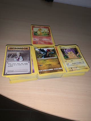 400 cartas pokemon