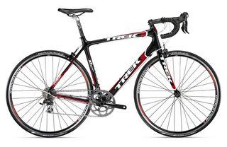 Bicicleta carretera (Trek Madone)