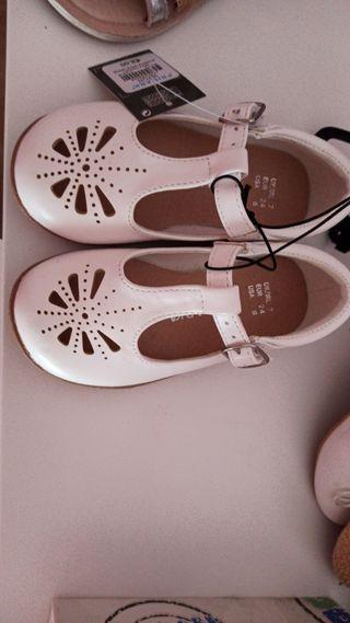 zapatos niña 24 Nuevas