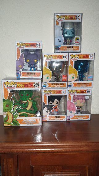 Pack Funko Pop Dragon Ball Z
