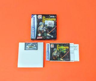 Castlevania: Circle of the Moon / Game Boy Advance