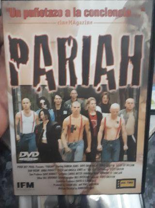 Pariah dvd descatalogada
