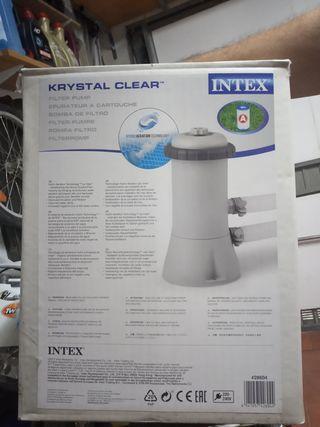bomba filtro de agua para piscinas