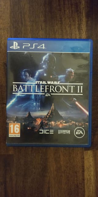 PS4 Star Wars Battlefront II Playstation 4