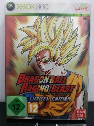Dragon Ball Raging Blast edición limitada