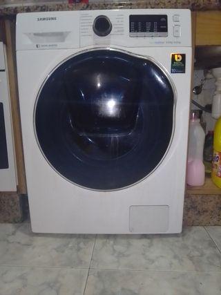 lavadora Samsung en muy buen estado