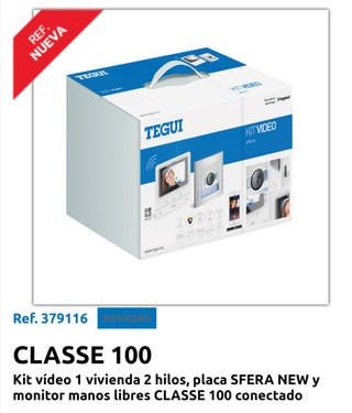 TEGUI KIT WIFI 379116 Nuevo kit conectado