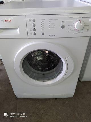 lavadora bosch capacidad 7 kilos