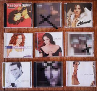 Lote de música 18 CDs originales