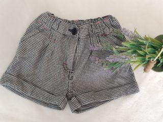 Pantalon corto niña 4 años