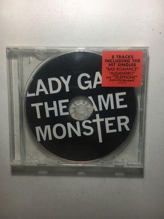 CD Lady Gaga The Fame Monster