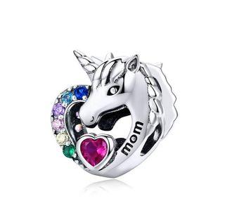 Charms- Abalorios Unicornio para pulsera Pandora