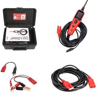 Autel ps100 comprobador de circuito del vehículo