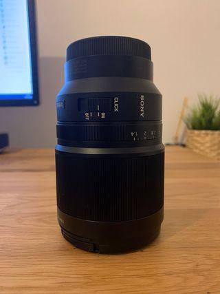 Sony 35 1.4 FE
