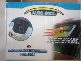 ventilador solar coche