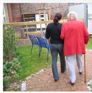 Cuido persona mayor