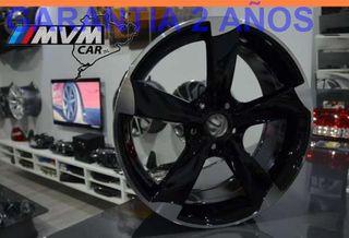 vvH11 19 rotor black audi 5x112