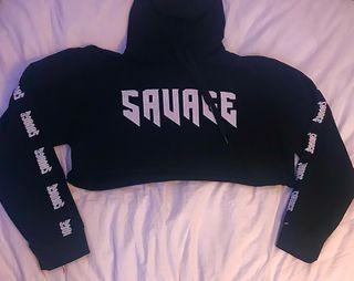 Sudadera Savage