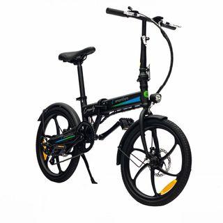 bicicleta electrica ideal Uber glovo justeat deliv