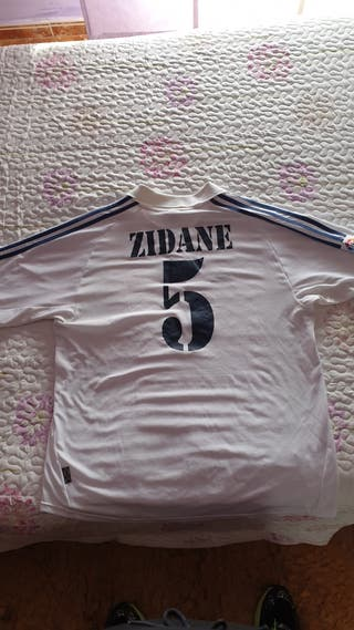 Camiseta Real Madrid Zidane