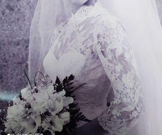 vestido novia talla 36/38