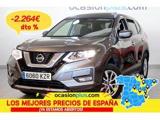 Nissan X-Trail dCi 150 Acenta CVT 110 kW (150 CV)