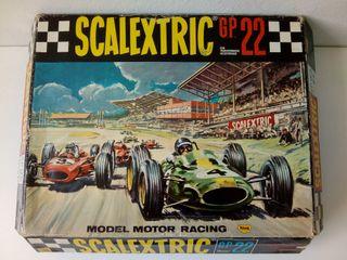 Circuito GP-22 Scalextric Exin sin coches