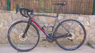 bicicleta carretera Ridley fenix SL Ultegra.