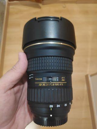 Tokina 16-28 mm para Nikon