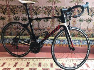 Giant Advanced Carbono bicicleta de carretera